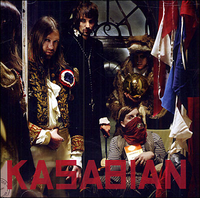 kasabian 'West ryder pauper lunatic asylum'