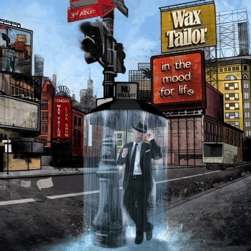 Wax Tailor 'In the mood of live'